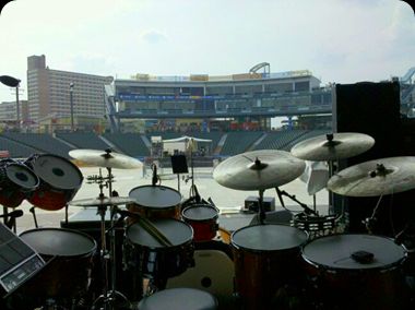 Furthur June 26, 2010 MCU Park, Coney Island, Brooklyn, New York, live Set list and pictures