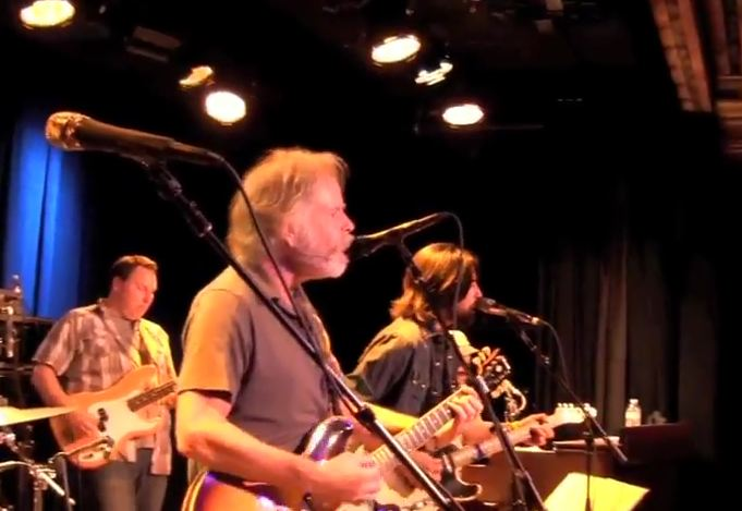 Bob Weir & Jackie Greene Band – Thursday June 14th 2012 Sweetwater Music Hall