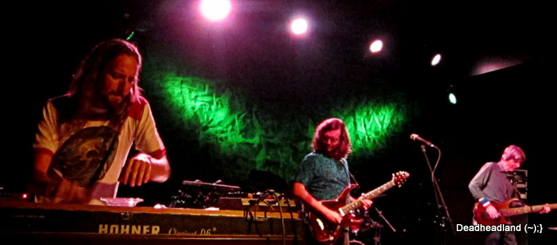 SETLIST: Ramble With Phil Lesh, Terrapin Crossroads, Saturday July 28, 2012