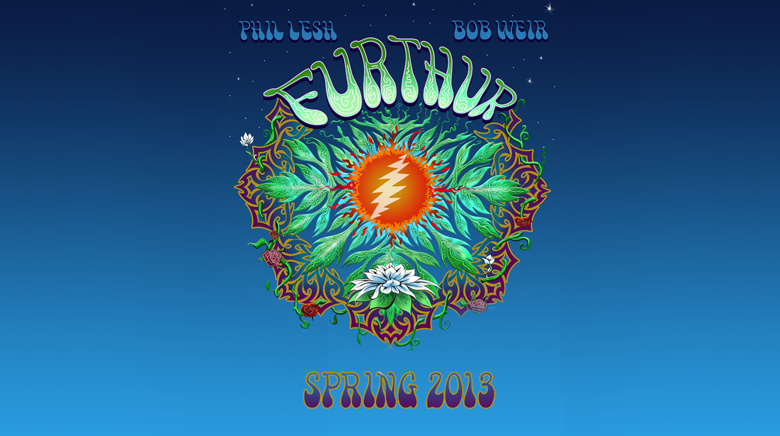 Furthur Spring 2013 Run – 8 shows in Port Chester NY at the Capitol Theatre